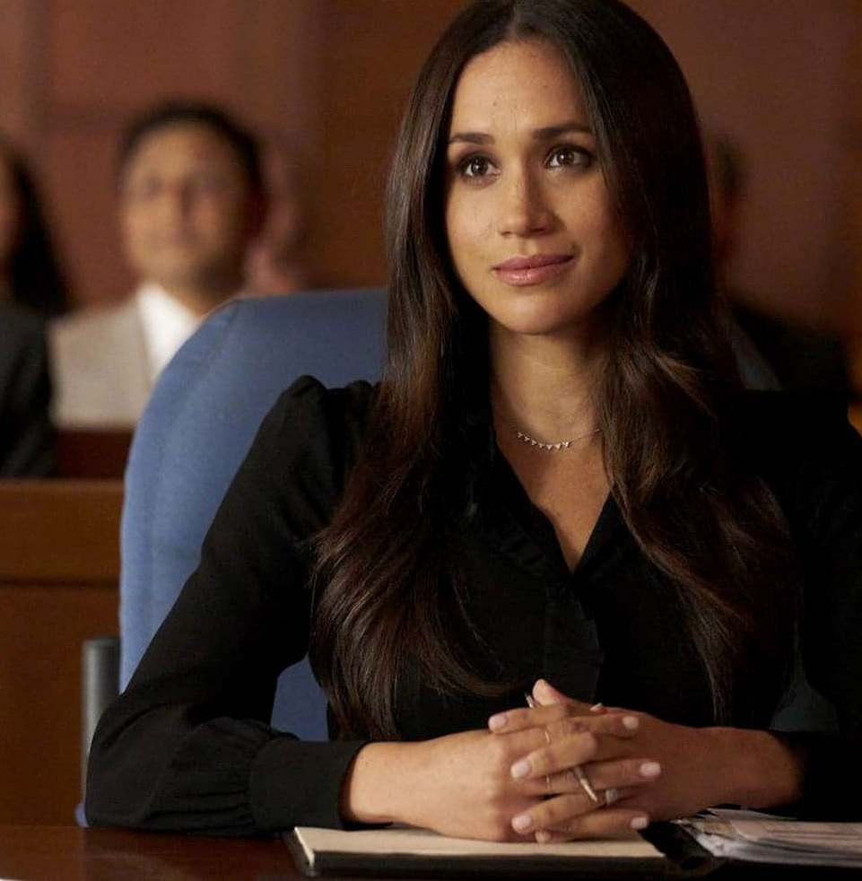 Meghan Markle says her father won't be able to walk her down the aisle Saturday.