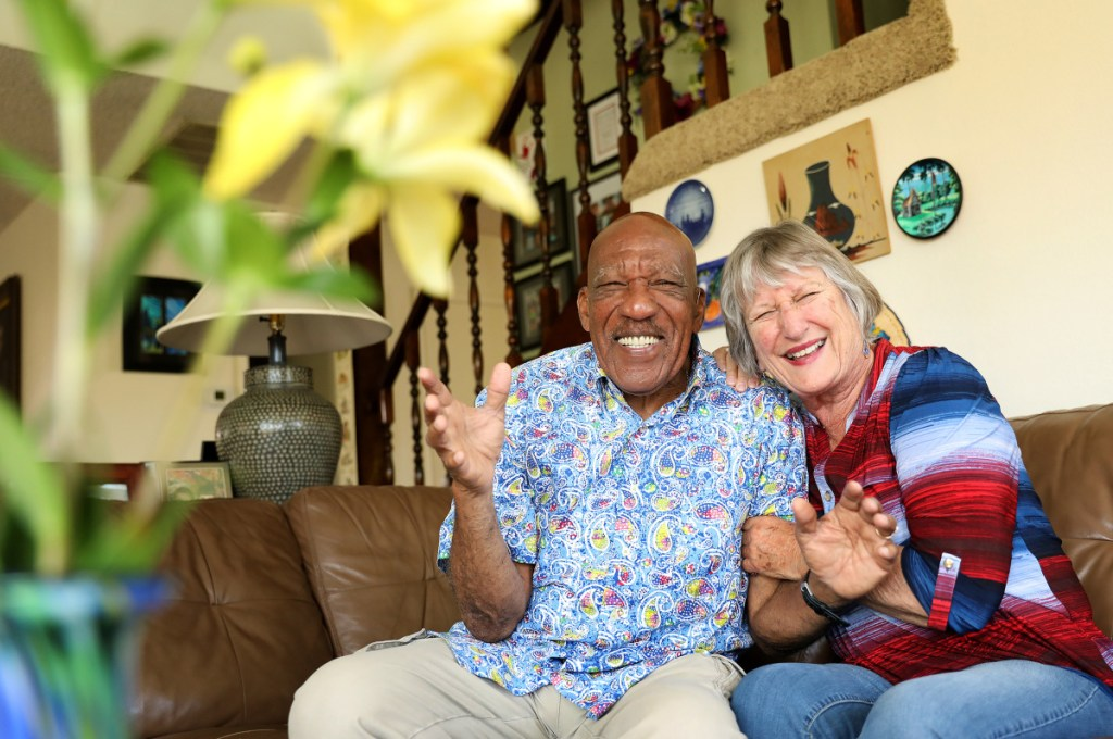 Charles and Janice Tyler married in 1968, less than one year after the Supreme Court's Loving v. Virginia invalidated laws prohibiting interracial marriage. In their early years in Chicago, they faced severe discrimination, including the burning of their house.