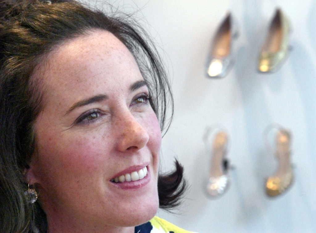 New York fashion designer Kate Spade killed herself in June. A reader notes that suicide is the 10th-leading cause of death in the U.S.