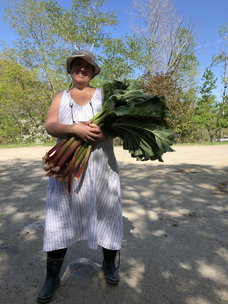 """Susan Bickford, who created her first """"(stillness)"""" in 2015, has lived most of her life in Maine and is from a family with seven generations of roots in the state."""