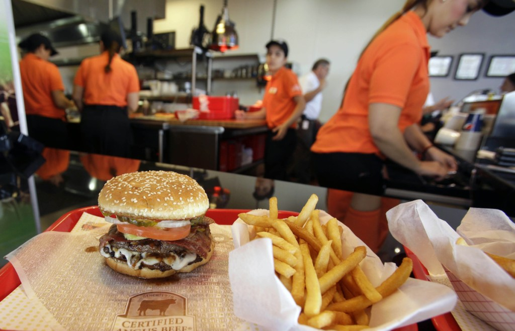 """The classic order of a burger and fries soon may never be the same. Scientists are cooking up methods for making """"meat"""" in a laboratory that seems like the real thing."""