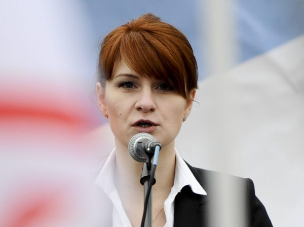 Alleged Russian agent Maria Butina had ties to Russian ...