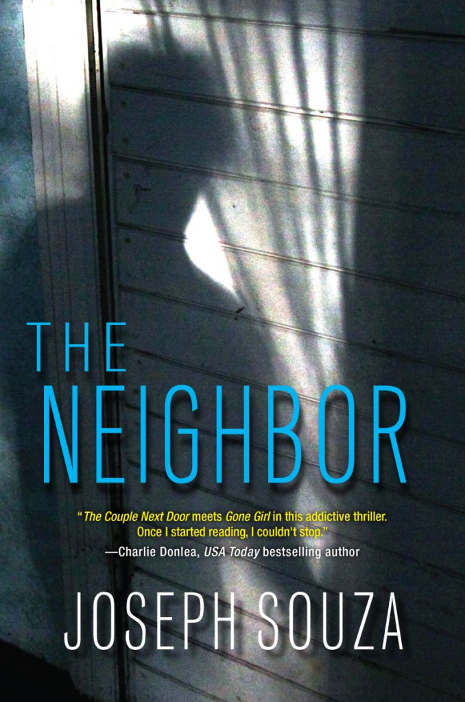 Book review: 'The Neighbor' is a small-town noir with big secrets