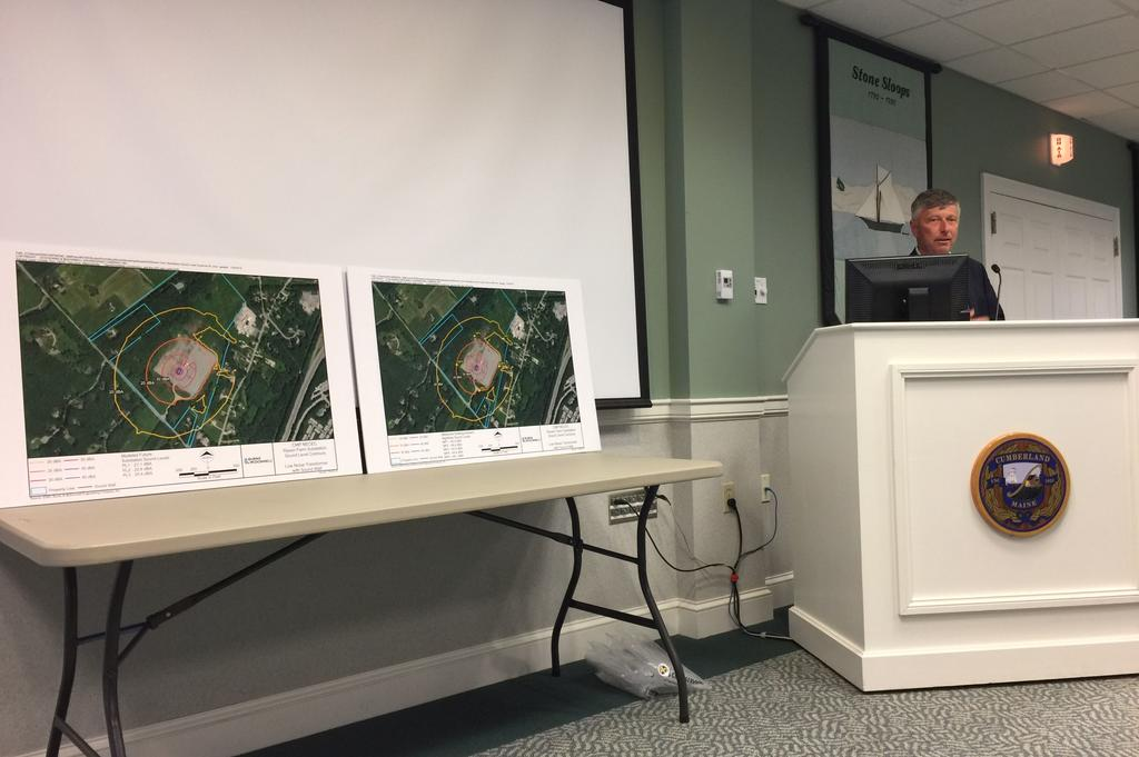 Proposed CMP project draws noise concerns in Cumberland