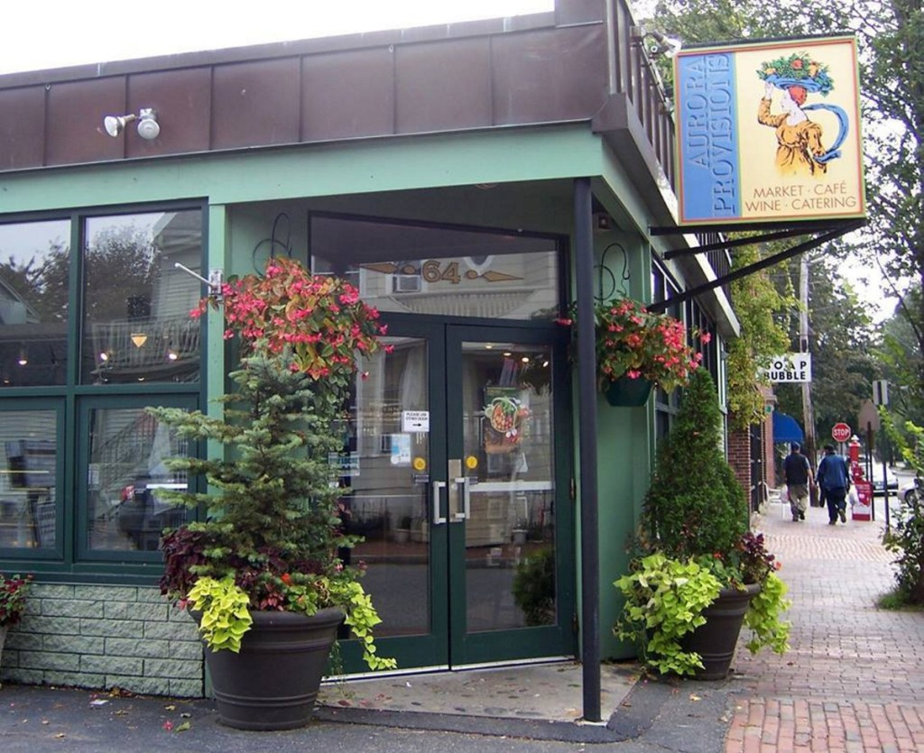 Aurora Provisions, a popular gourmet foods retail shop and cafe on Portland's West End, closed in September to focus on its catering business. Now, the catering business has closed and the fate of the building is unknown.