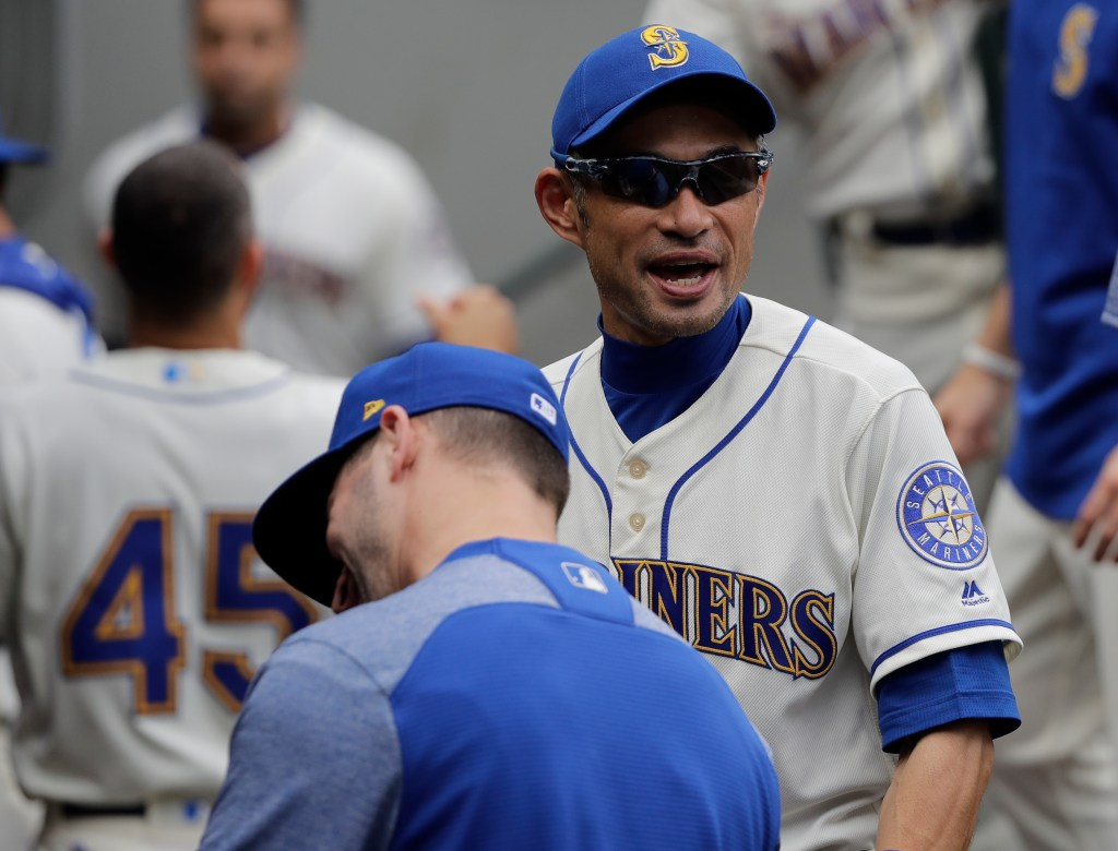 Ichiro Suzuki will go to spring training as a player with the Seattle Mariners next year.