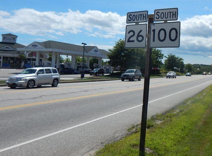 Bids on Falmouth Route 100 project come in over budget - Portland