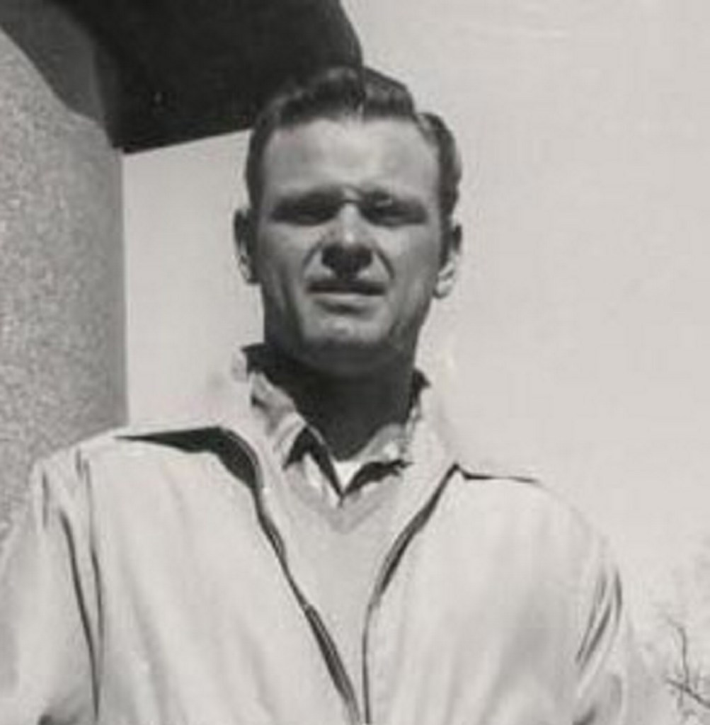 Jim Chiddix, as he appeared on his night in the fog.