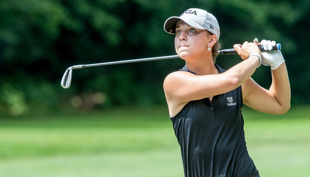 Rachel Smith of Greely wasn't pleased with a 95 in the SMAA qualifier, so she went to work, practiced, and two weeks later became the state champion.