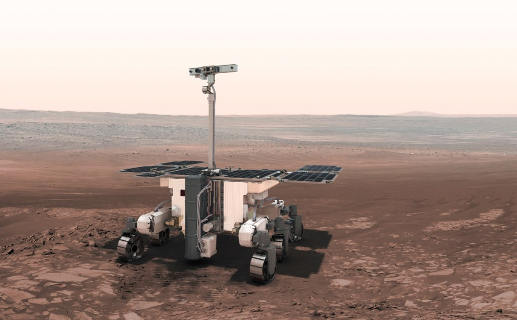 The European-Russian ExoMars rover, expected to be launched in 2020, will drill a couple of yards down into the planet for chemical fossils. Planet Earth is working on three more landers and two orbiters.