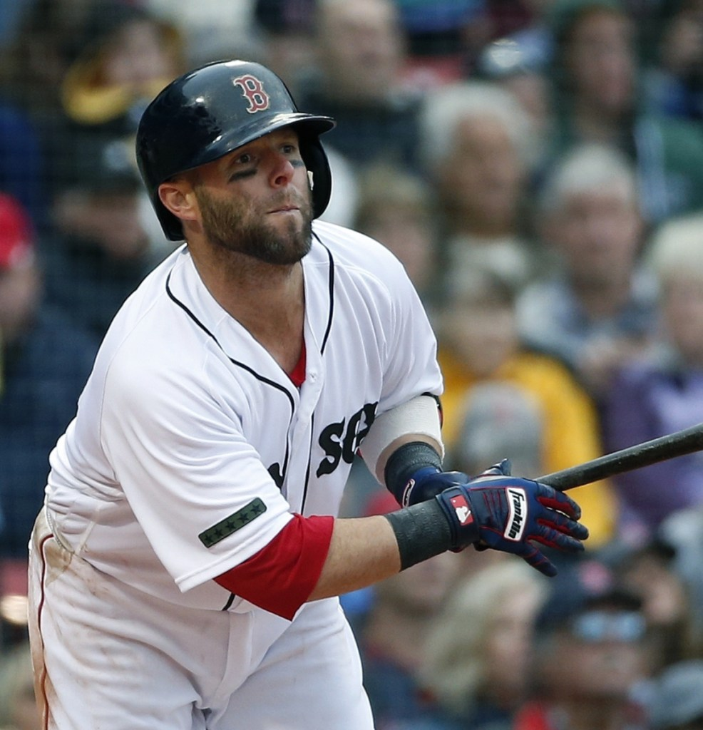 Dustin Pedroia deserves a better way of going out than one injury after another. So let's hope for 80 healthy games and decent offensive statistics for 2019.
