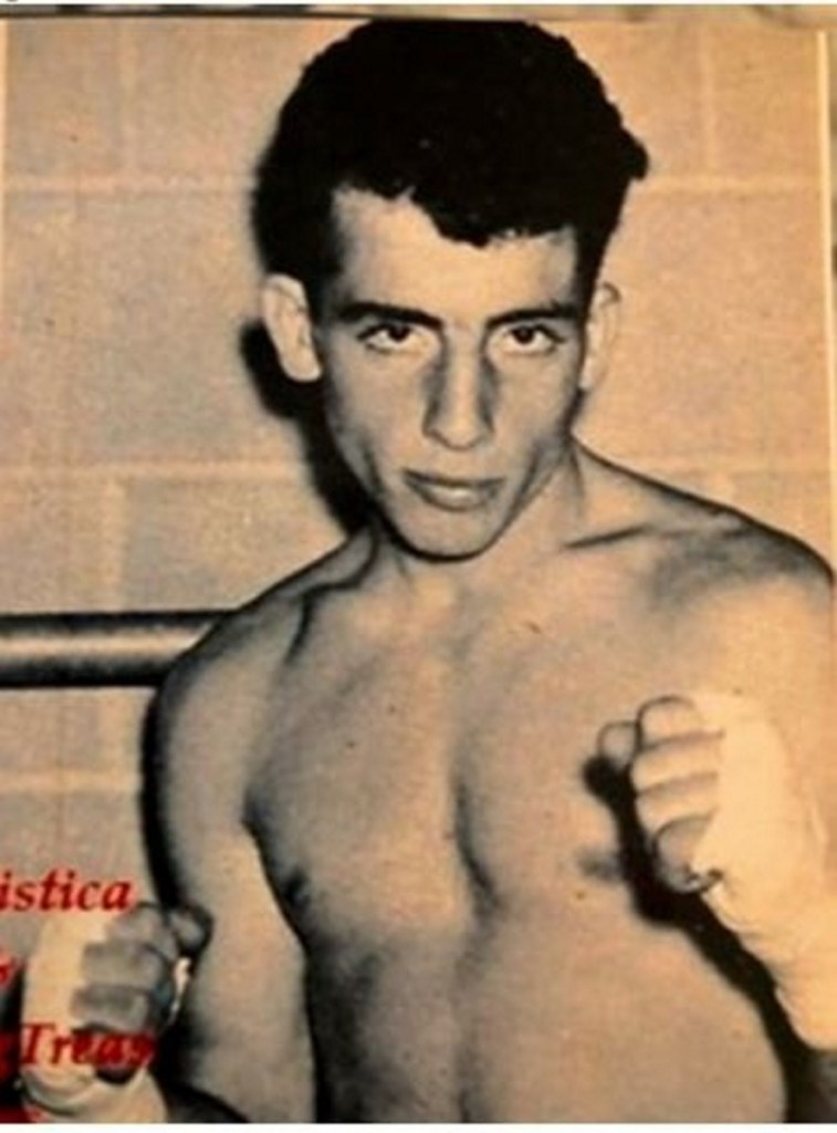 Feature obituary: 'Leo the Lion' DiFiore, 69, former Maine boxing