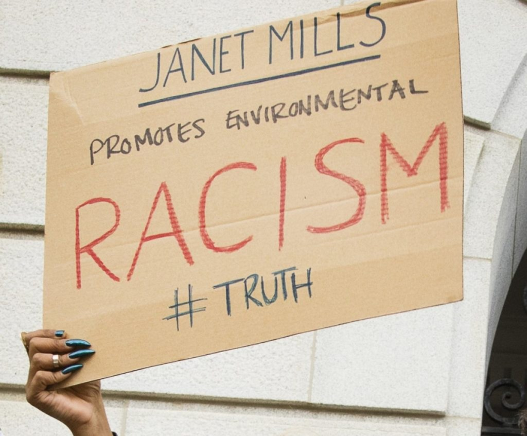 Gov. Janet Mills' nominee for the environmental protection agency joined her in a racially charged case, a reader says.
