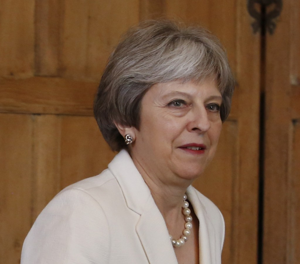 Theresa May, Britain's prime minister, faces defeat in Parliament for the Brexit deal she reached with the EU.