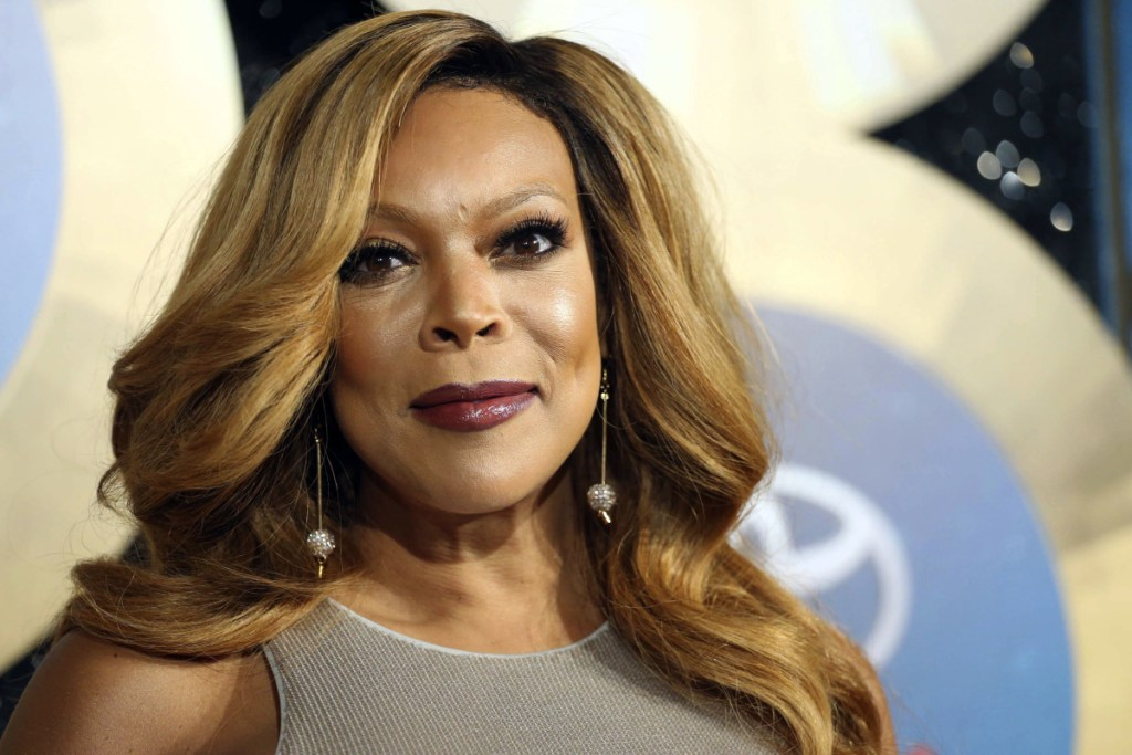 TV talk show host Wendy Williams is dealing with complications from Graves' disease.