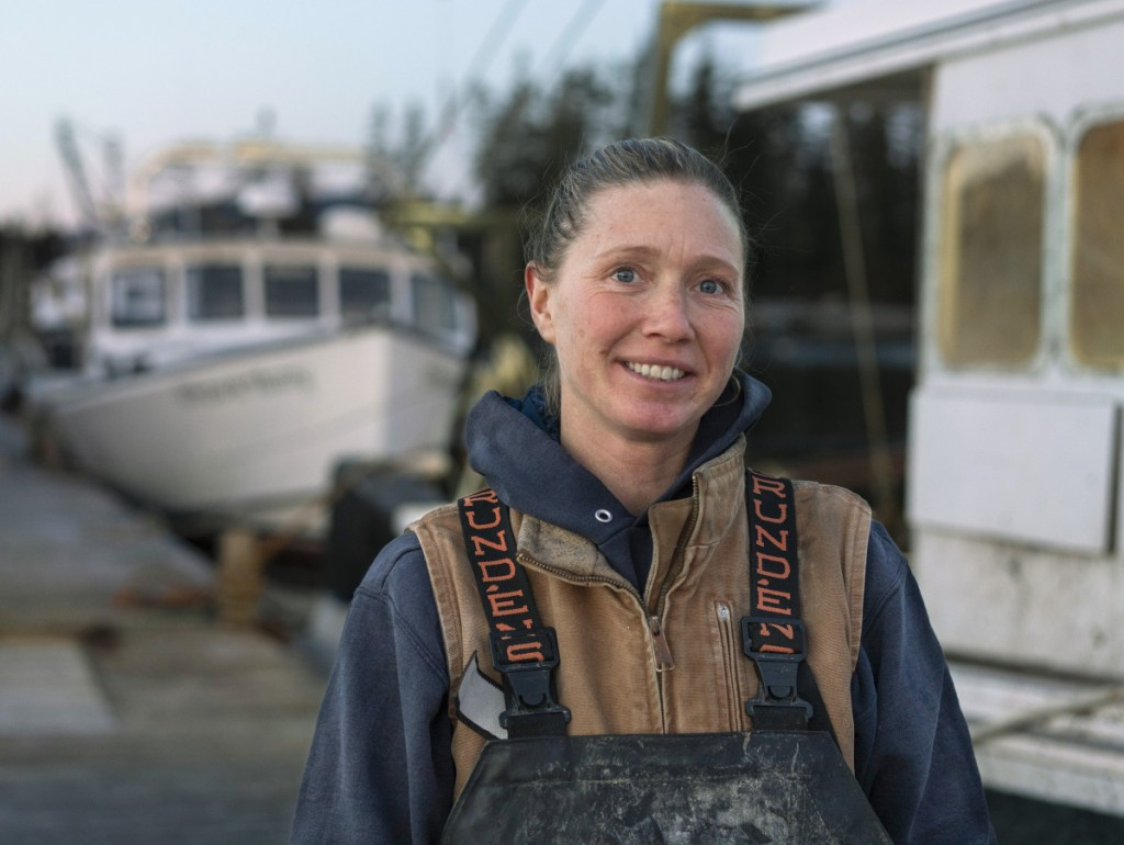 """Holly Masterson has been waiting for her lobstering license since completing her apprenticeship more than 10 years ago. """"I knew I'd have to wait,"""" she says, """"but I thought it would be a couple years. Little did I know."""""""