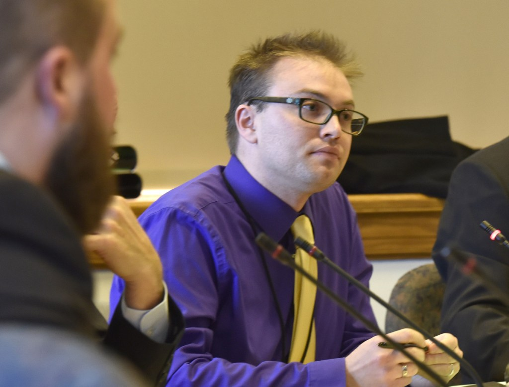 The bills sponsored by Sen. Justin Chenette of Saco are due for public hearings on Wednesday and Feb. 6 at the Maine State House.
