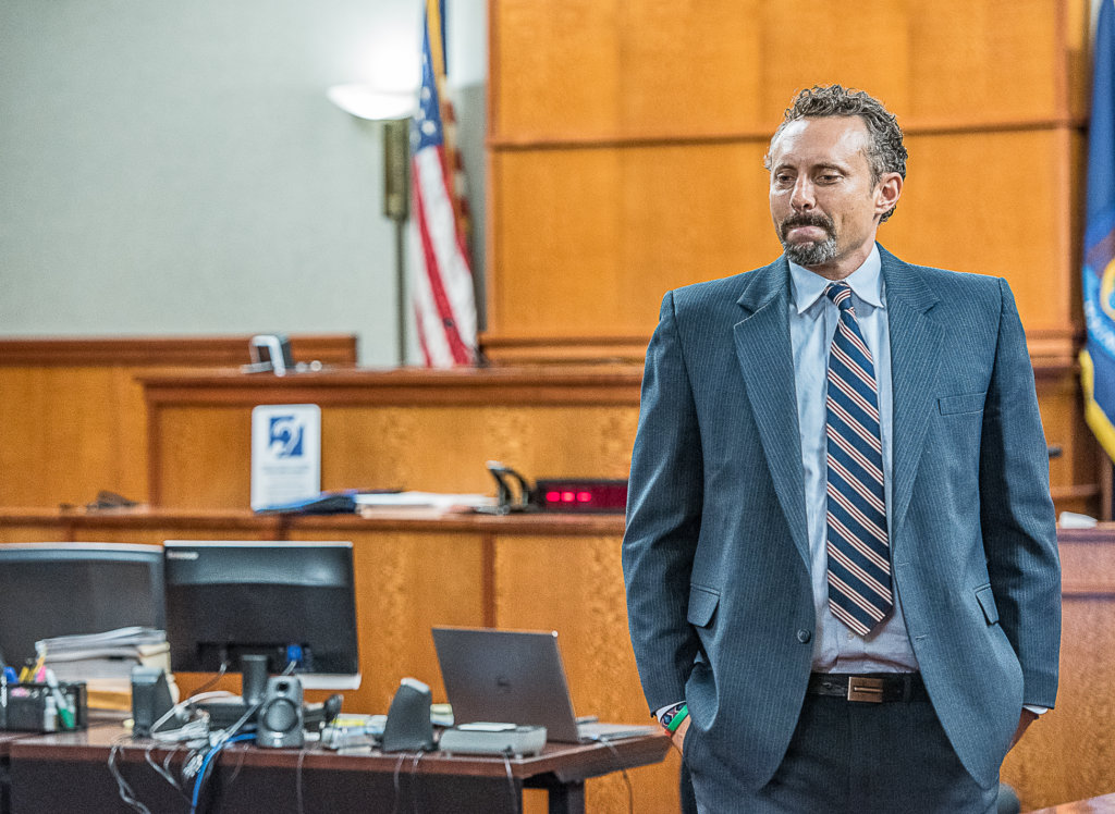In December, Seth Carey's license to practice law was suspended for three years. He is appealing that suspension.