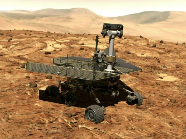 Opportunity NASAs recordsetting Mars rover is declared