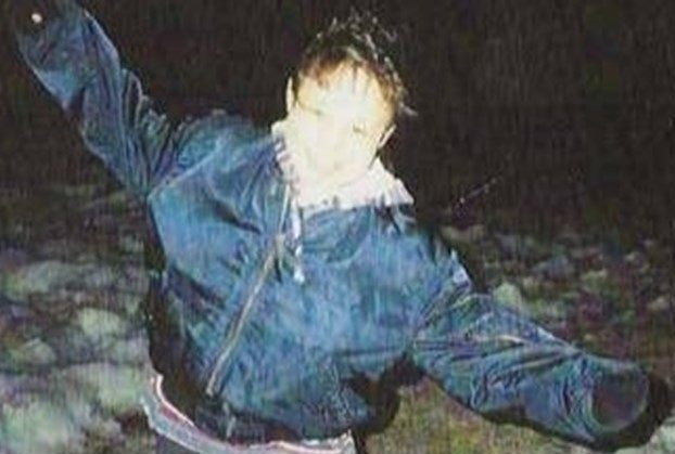 Alaska State Troopers released this photo of Sophie Sergie and said it was taken on the night before she died in April 1993.
