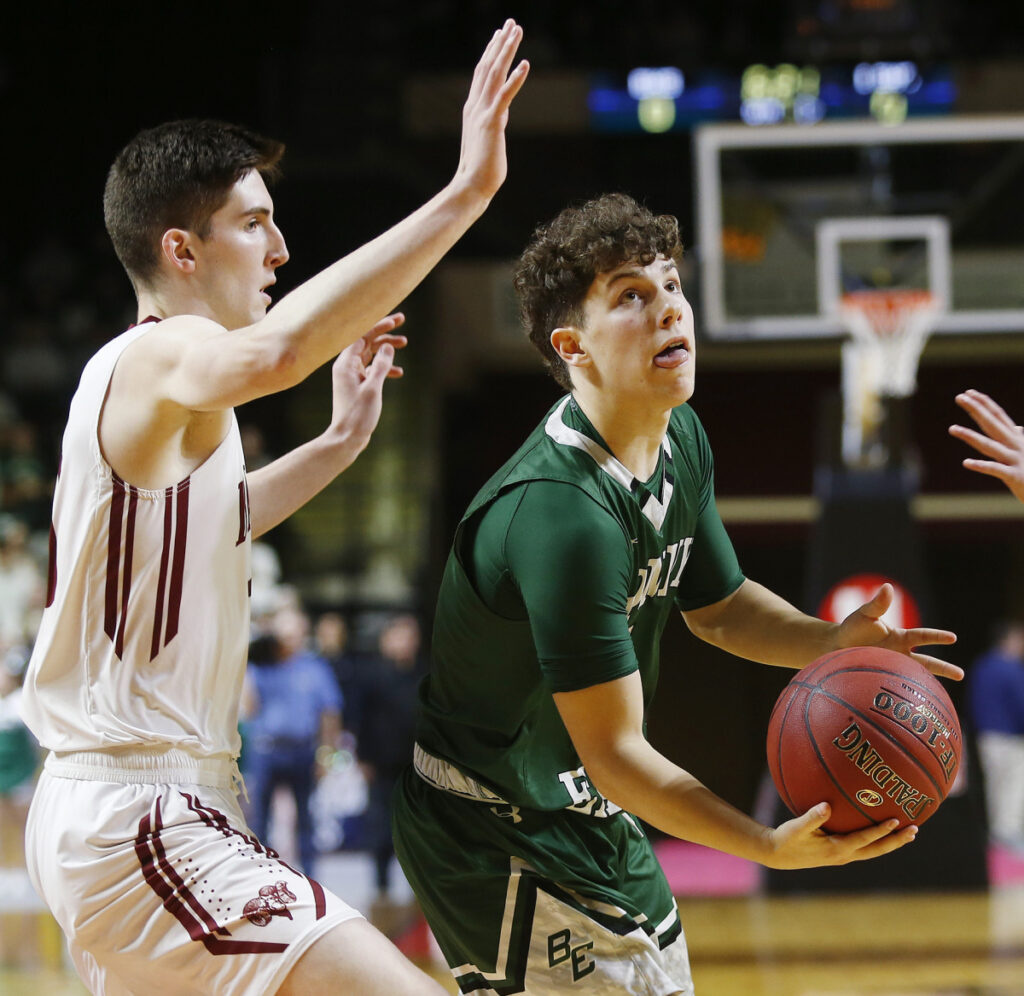 Zach Maturo of Bonny Eagle will be a force as the Class AA balance of power is likely to shift to the South.
