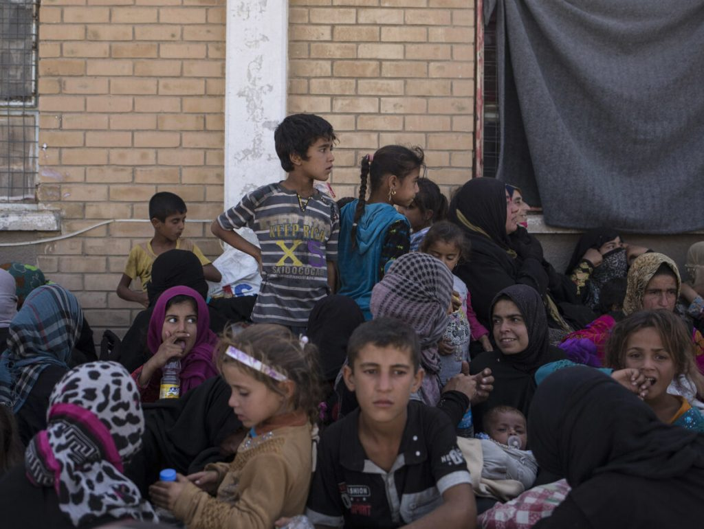 The report by Human Rights Watch estimates that 1,500 children are being held in detention for alleged Islamic State affiliation, often after dubious accusations and confessions obtained through torture.