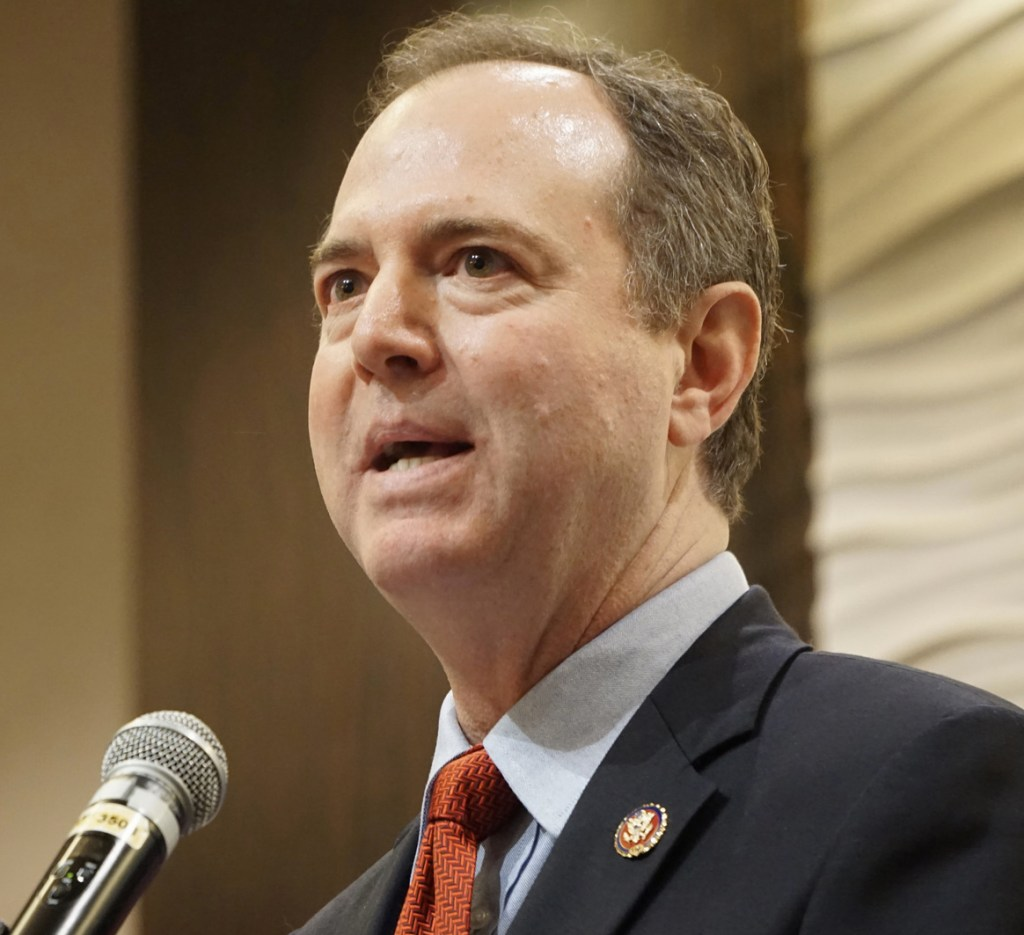 Rep. Adam Schiff, D-Calif., acknowledged Sunday that it might be expedient for Mueller to avoid subpoenaing Trump's testimony.