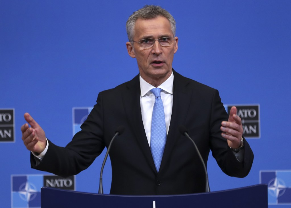 NATO Secretary-General Jens Stoltenberg has been invited to address a joint meeting of Congress next month around the 70th anniversary of the trans-Atlantic alliance.