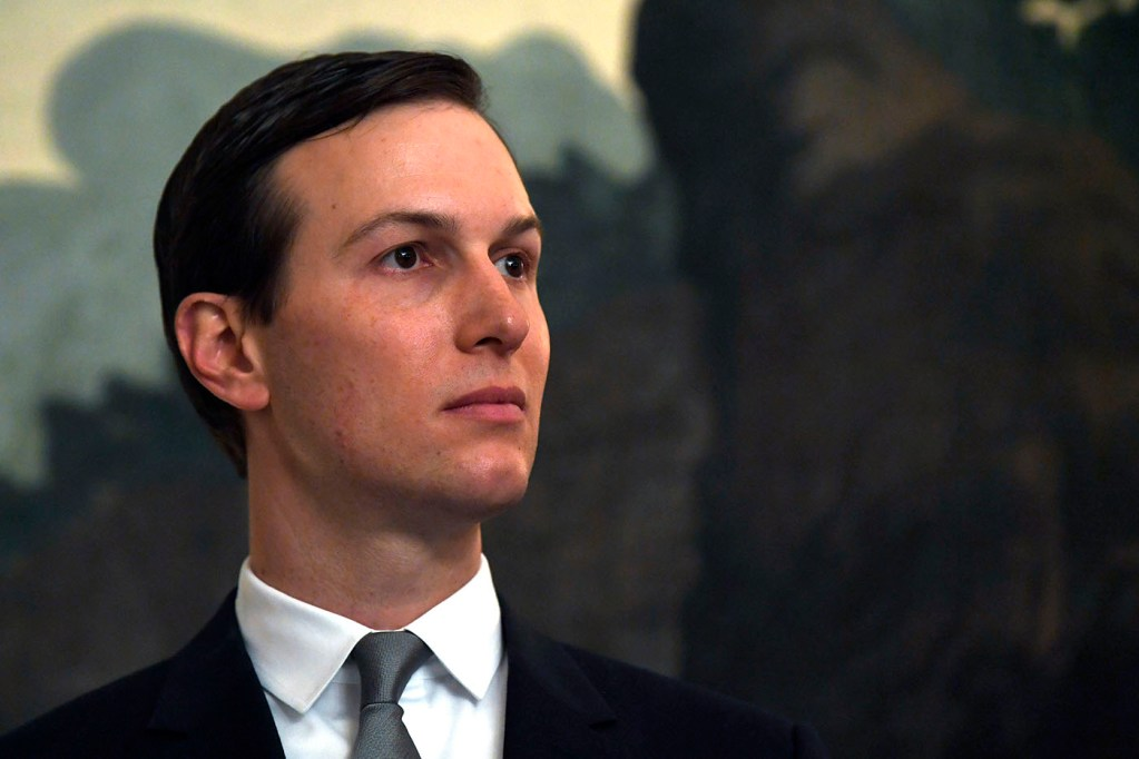 Senior White House adviser Jared Kushner did not obtain a permanent security clearance until May 2018.