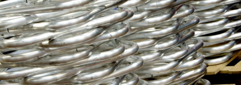 Aluminium Tube Ring Rolling
