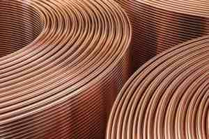 copper coil work