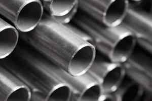 Food grade stainless steel tube manipulation
