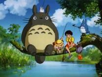 Tonari no Totoro (aka My Neighbour Totoro) (1988)
