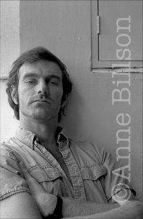John Sayles, film-maker. New York, 1983.