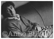 Gene Wilder, actor. London, 1984.
