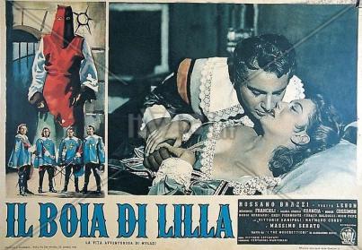 Il boia di Lilla aka Milady et les mousquetaires (1952)