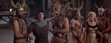 Robert Wagner in Prince Valiant (1954)