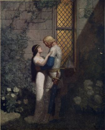 Tristram and Isolde by N.V. Wyeth.