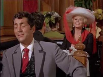 "Decoration: Anita Ekberg as ""Elya Carson"" in 4 for Texas (1963)"