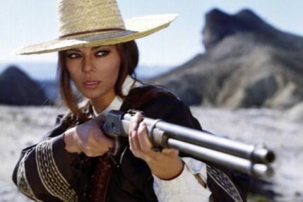 """Revolutionary: Giovanna Ravalli as """"Columba"""" in Il Mercenario (1968)"""