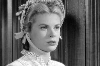 """Quaker wife: Grace Kelly as """"Amy Fowler"""" in High Noon (1952)"""