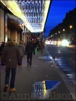 BHV, Rue de Rivoli.