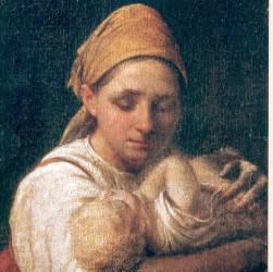 Ребенка милого рожденье (М.Ю. Лермонотов)