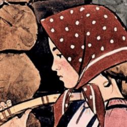 Крошечка-Хаврошечка: образы, смыслы и подтексты