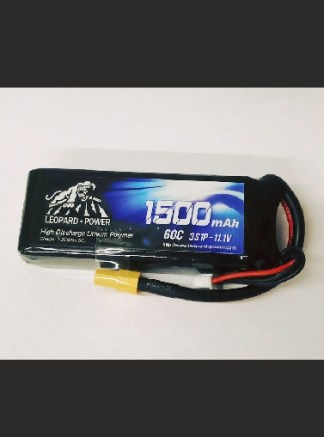 1500mAh-60C-3S-11.1v-Leopard-Power