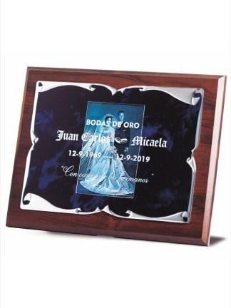 1718-Placa-Economico-Trofeo-Reconocimiento-Homenaje-Barata