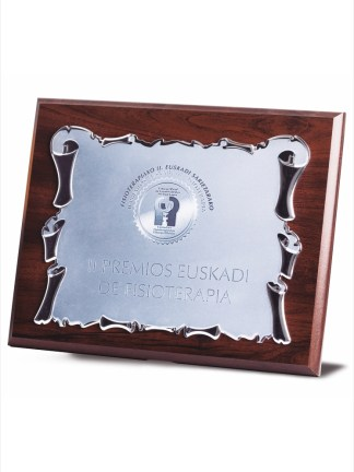 1723-Placa-Economico-Trofeo-Reconocimiento-Homenaje-Barata