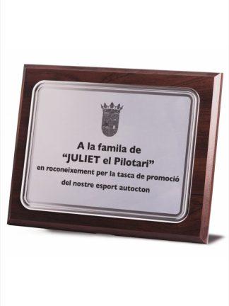 1727-Placa-Economico-Trofeo-Reconocimiento-Homenaje-Barata