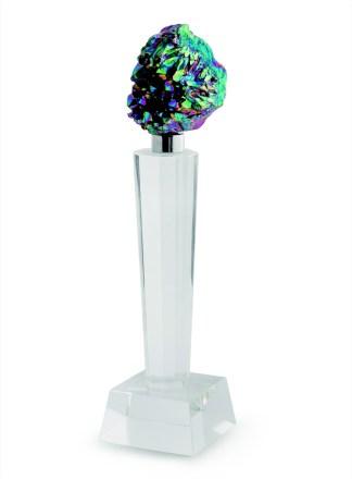 2301-Cristal-Economico-Trofeo-Placa-Reconocimiento-Homenaje-Calidad