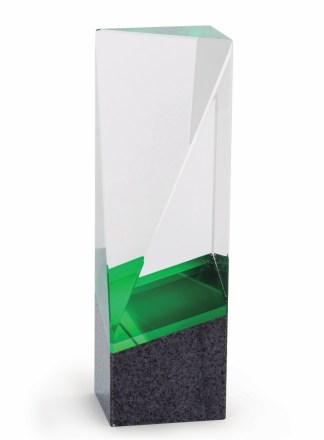 2307-Cristal-Economico-Trofeo-Placa-Reconocimiento-Homenaje-Calidad